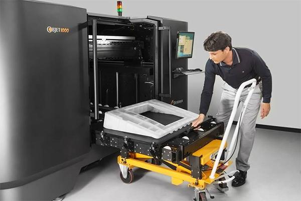 3d принтер objet1000