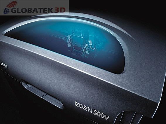 3d принтер objet eden500v