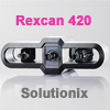 Solutionix Rexcan 4 (2,0 MP)