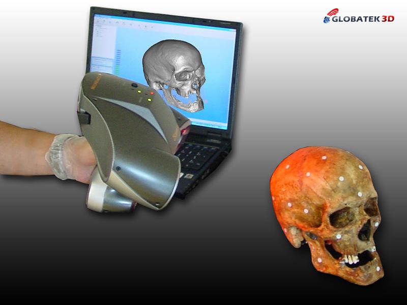 3d сканер uniscan zscanner 600