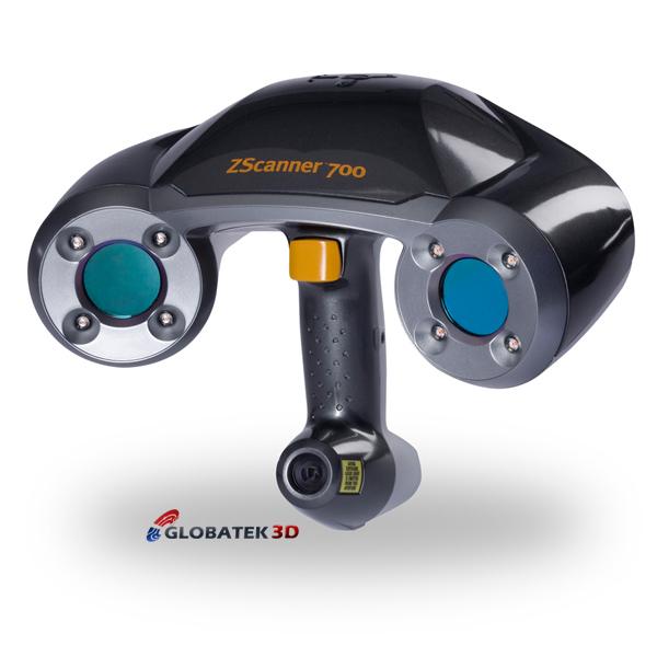 Лазерный сканер 3d 6