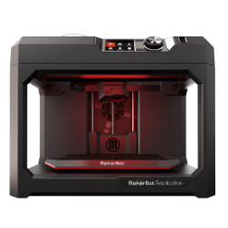 Фото 1, 3D-принтер MakerBot Replicator+